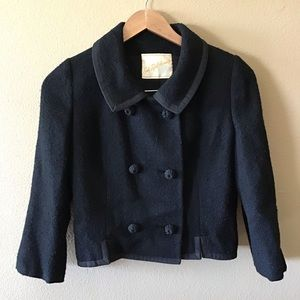 Saks Fifth Avenue Vintage Wool Blazer